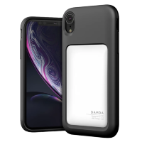 Чехол VRS Design Damda High Pro Shield для iPhone XR Cream White