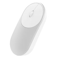 Беспроводная мышь Xiaomi Mi Portable Mouse Bluetooth Серебристая