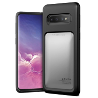 Чехол VRS Design Damda High Pro Shield для Galaxy S10 Misty Black