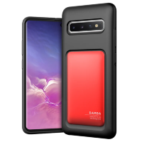 Чехол VRS Design Damda High Pro Shield для Galaxy S10 PLUS Deep Red