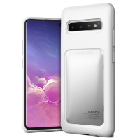 Чехол VRS Design Damda High Pro Shield для Galaxy S10 PLUS Misty White